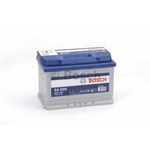 Стартерная аккумуляторная батарея; Стартерная акку 0092s40080 bosch - ALFA ROMEO 166 (936) седан 2.0 T.Spark (936A3A__)