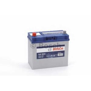 Стартерная аккумуляторная батарея; Стартерная акку 0092s40230 bosch - TOYOTA YARIS (SCP1_, NLP1_, NCP1_) Наклонная задняя часть 1.0 16V