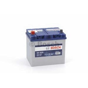 Стартерная аккумуляторная батарея; Стартерная акку 0092s40250 bosch - NISSAN VANETTE CARGO фургон (HC 23) фургон 1.6 i