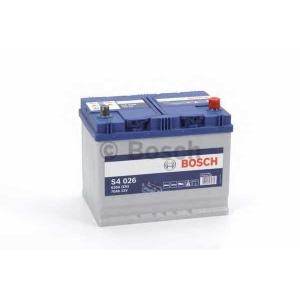 Стартерная аккумуляторная батарея; Стартерная акку 0092s40260 bosch - TOYOTA HILUX II пикап (RN6_, _N_, RN5_, LN6_, YN6_, YN5_, LN5_) пикап 2.4 TD 4WD