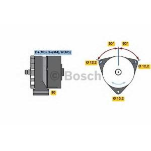 BOSCH 0120469982 Alternator