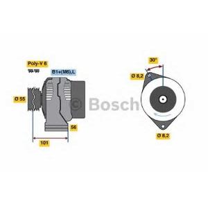 ��������� ��� 14� 90� (��-�� Bosch) 0124325089 bosch -