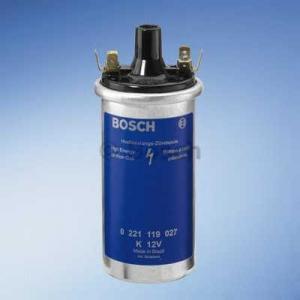 Катушка зажигания 0221119027 bosch - VW TRANSPORTER II c бортовой платформой/ходовая часть c бортовой платформой/ходовая часть 1.6
