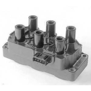 Элемент катушки зажигания 0221503002 bosch - OPEL VECTRA A Наклонная задняя часть (88_, 89_) Наклонная задняя часть 2.5 V6