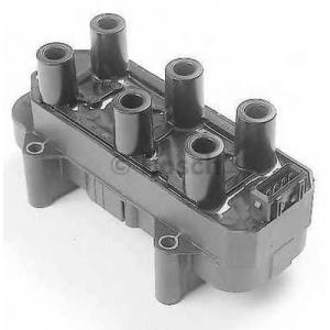 Элемент катушки зажигания 0221503010 bosch - OPEL VECTRA B Наклонная задняя часть (38_) Наклонная задняя часть 2.5 i V6