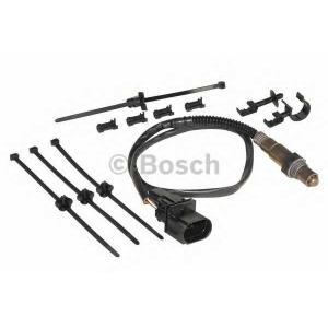 Лямбда-зонд 0258007353 bosch - VW POLO (6N2) Наклонная задняя часть 1.4