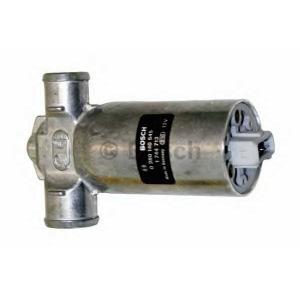 Поворотная заслонка, подвод воздуха 0280140545 bosch - GAZ VOLGA универсал универсал 2.3