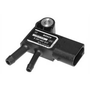 BOSCH 0281002822 Датчик давления MB Sprinter (416, 510, 516),G320,GL320,GL350,ML280,ML300,ML350 2.1/3.0 CDI OM642/OM651