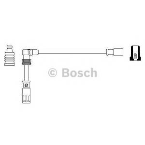 BOSCH 0356912857 Дріт високовольтний EE 857