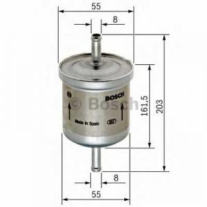 BOSCH 0450905901 Фільтр паливний