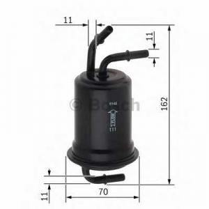 Топливный фильтр 0450905973 bosch - KIA CARENS I (FC) вэн 1.8 i