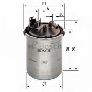 BOSCH 0 450 906 426 Топливный фильтр