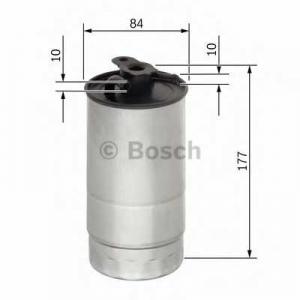 BOSCH 0450906451 Фильтр топл. дизель BMW 3,5,X5  OPEL OMEGA B (пр-во Bosch)