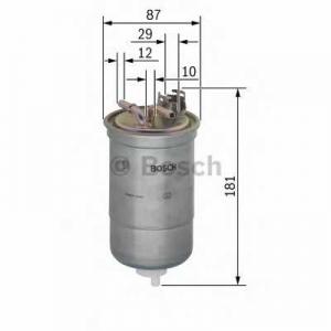 BOSCH 0 450 906 453 Топливный фильтр
