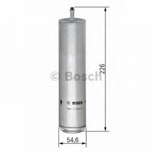 Топливный фильтр 0450906457 bosch - BMW X3 (E83) вездеход закрытый xDrive 20 d
