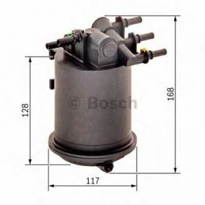 Топливный фильтр 0450906461 bosch - RENAULT LAGUNA I (B56_, 556_) Наклонная задняя часть 1.9 dCi (B56W)