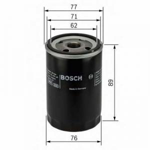BOSCH 0451103079 Фильтр масляный LANOS, AVEO, LACETTI, NUBIRA, NEXIA (пр-во Bosch)