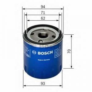 Масляный фильтр 0451103093 bosch - LADA 110 седан 1.5