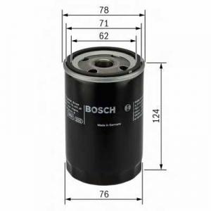 BOSCH 0451103105 Фільтр масляний