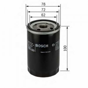 Масляный фильтр 0451103111 bosch - FIAT LINEA (323) седан 1.9 16V
