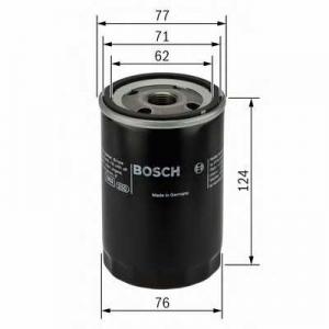 BOSCH 0451103259 Масляний фільтр 3259 FORD Fiesta/Focus/Mondeo/Scorpio/Sierra/Transit ''>>05
