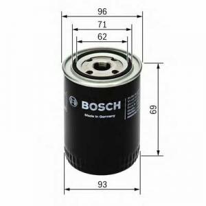 BOSCH 0451103274 Масляний фільтр 3274 LADA 2104-05-07-099,Samara