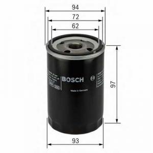 0451103333 bosch Масляный фильтр FORD MONDEO Наклонная задняя часть 2.5 24V