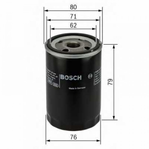 BOSCH 0451103351 Масляний фільтр 3351 ALFA ROMEO/FIAT