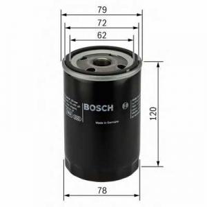 BOSCH 0 451 103 371 Фильтр масляный FORD, MAZDA, VOLVO (пр-во Bosch)