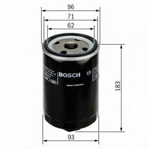 BOSCH 0451203087 Фільтр масляний