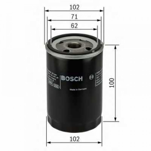 BOSCH 0451203178 Spin-on Oil filter