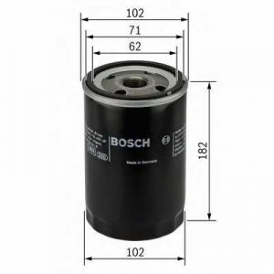 BOSCH 0451302182 Масляный фильтр