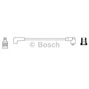 BOSCH 0986356034 Ignition cable