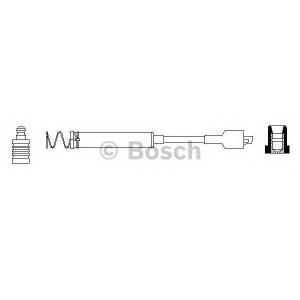 BOSCH 0986356081 Провод зажигания