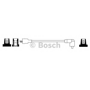 BOSCH 0986356089 Ignition cable
