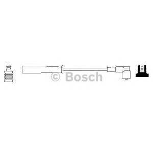 Провод зажигания 0986356129 bosch - VOLVO 780 купе 2.9