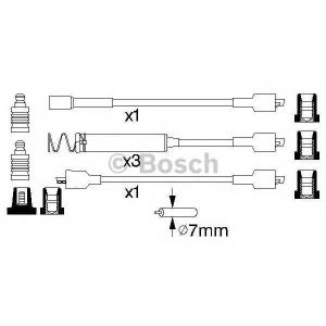 BOSCH 0986356722 Високовольтні кабелі