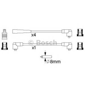 BOSCH 0 986 356 726 Провод зажигания ВАЗ компл. (пр-во Bosch)