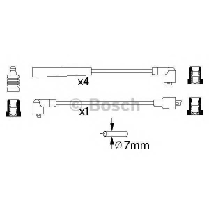 BOSCH 0986356759 Ignition cable set