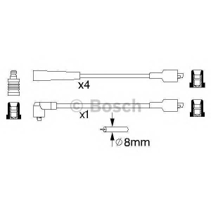 �������� �������� ��������� 0986356868 bosch - FORD TRANSIT ������� (V_ _) ������� 2.0 (VAS, VIL, VLS, VUL, VZS)