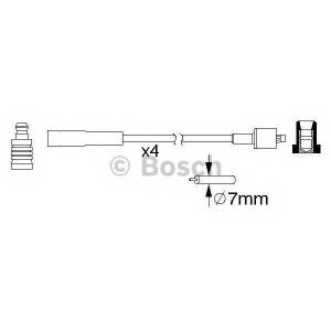 BOSCH 0986357165 Ккомплект проводов зажигания