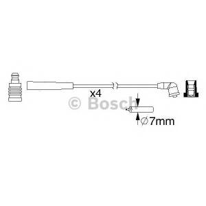 BOSCH 0986357195 Ккомплект проводов зажигания