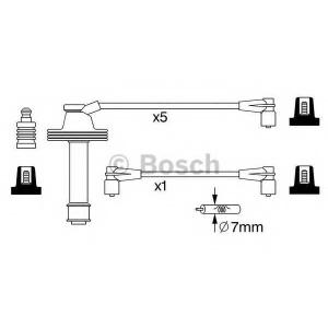 BOSCH 0986357232 Ккомплект проводов зажигания
