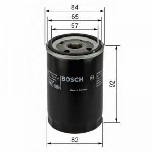 BOSCH 0986452015 Масляний фільтр 2015 HONDA Accord,Civic -87