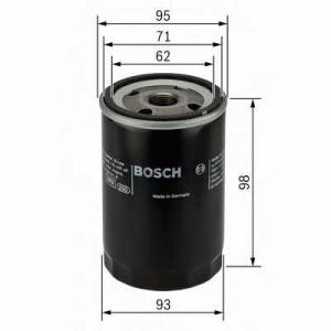 BOSCH 0986452024 Фільтр масляний