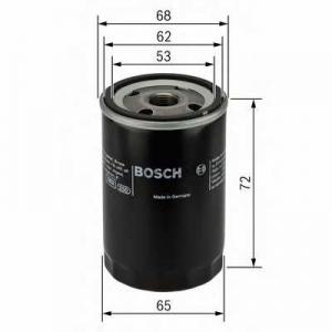 BOSCH 0986452028 Фільтр масляний