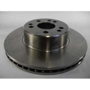 BOSCH 0986478527 Гальмівний диск MB W140 F