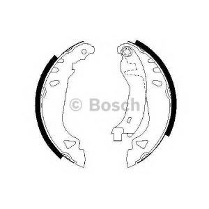 �������� ��������� ������� 0986487250 bosch - LANCIA DEDRA (835) ����� 1.8 i.e. (835AC, 835BC)