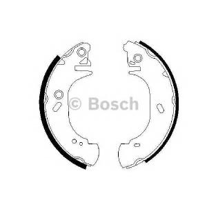 BOSCH 0986487525 Комплект тормозных колодок