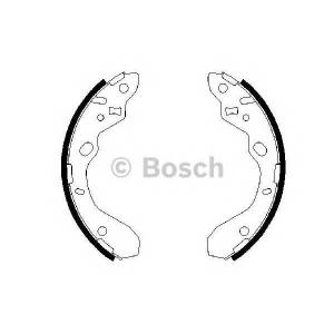 BOSCH 0986487652 Комплект тормозных колодок